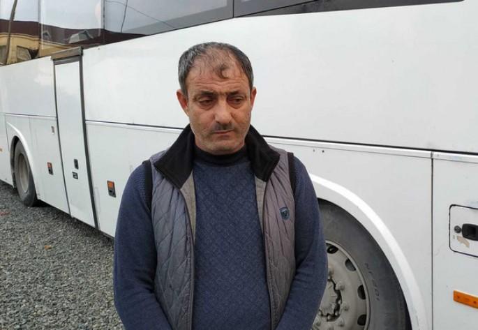 Narkotik vasitənin təsiri altında sərnişin daşıyan avtobus sürücüsü saxlanı ...
