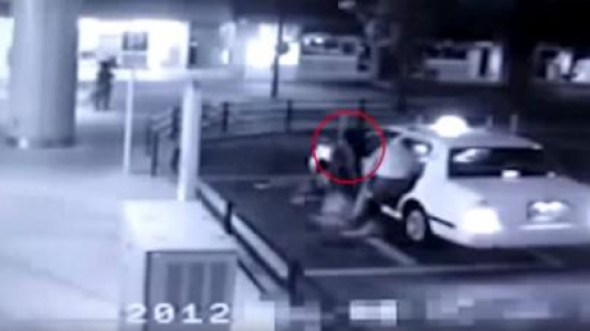 Ölü qızın kabusu taksiyə mindi - DƏHŞƏTLİ VİDEO