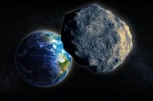 Meteorit Yer kürəsini sıyırıb keçdi