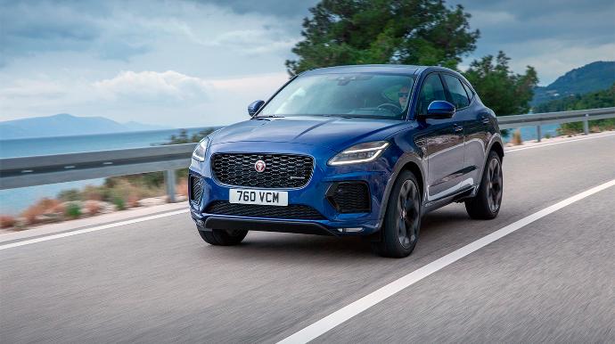 Обновленный Jaguar E-Pace: все подробности и детали - ФОТО - Avtosfer.az