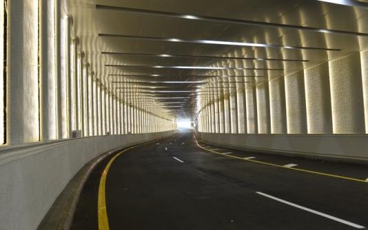 Yol polisindən tuneldəki yeni radarlarla bağlı açıqlama - VİDEO