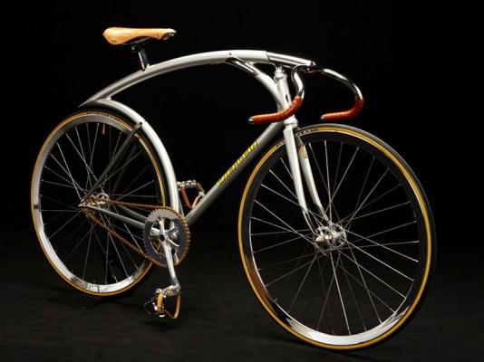 Retro velosiped - FOTO
