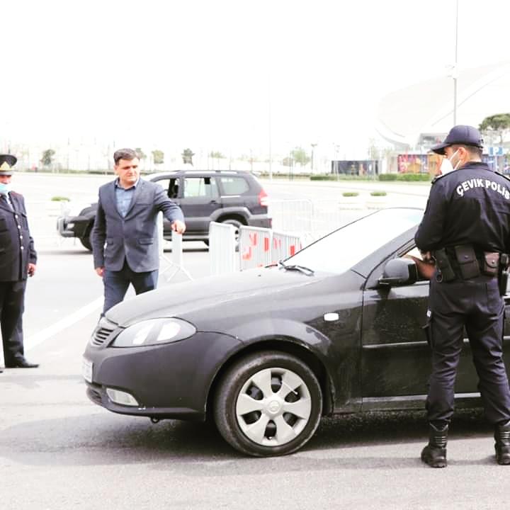 Güvənli, qayğıkeş və cəsur Azərbaycan polisi haqqında - QEYDLƏR