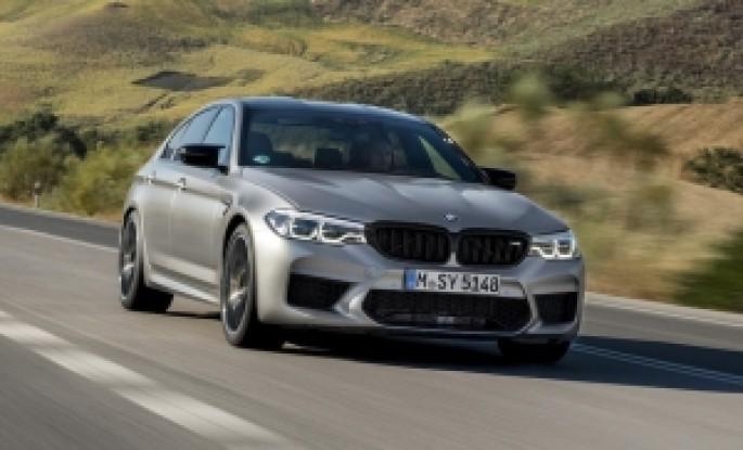 Yenilənmiş BMW M5 ailəsi CS modifikasiyasına sahib olacaq