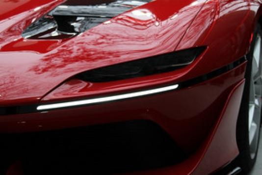 """""""Ferrari""""dən 2 milyon yarımlıq eksklüziv superkar - FOTOLAR"""
