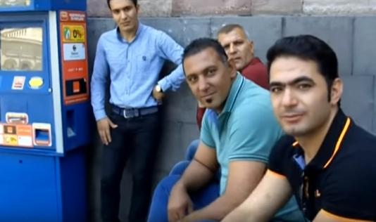 Ermənistanı sevənlər - onları siz də tanıyın - video