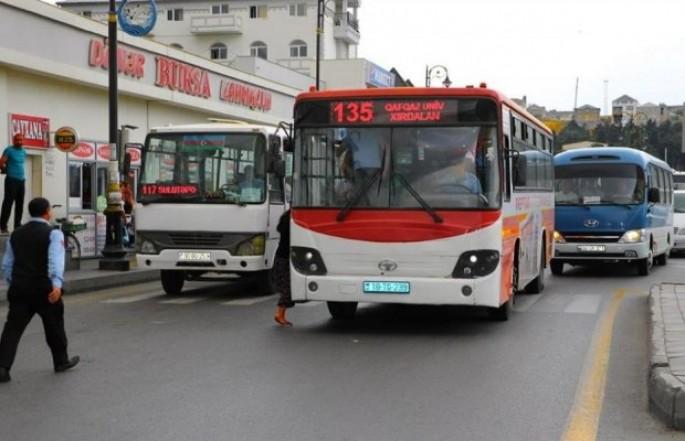 """""""Avtobus davaları, qəzalar bu üsulla aradan qalxacaq"""""""