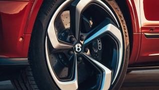 Bentley yenilənmiş Bentayga S modelini təqdim edib- FOTO