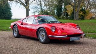 Ferrari Dino modelinin varisini təqdim etməyə hazırlaşır- FOTO- VİDEO