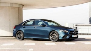 Mercedes-AMG A35 4Matic - FOTO